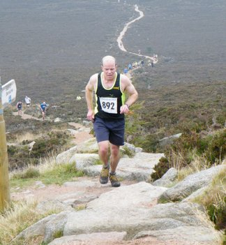 bennachie hill race